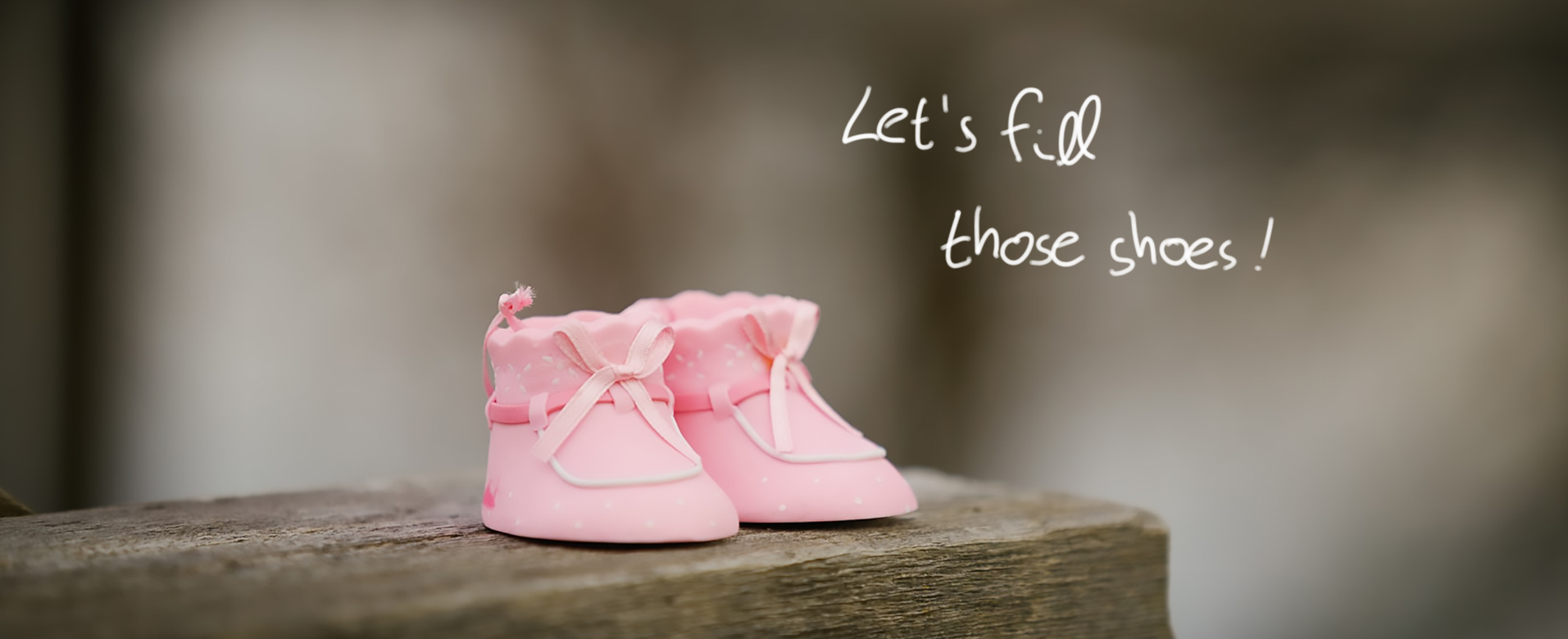 pink infant shoes gonimon fertility